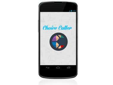 Choice Caller Application