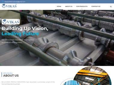 VIKAS PROFILE INDUSTRIES
