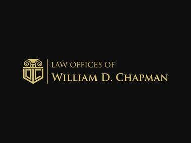 Law Offices of William D. Chapman Logo
