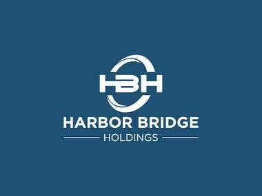 Harbor Bridge Holding Logo