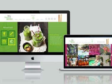 Flagler Garden Website