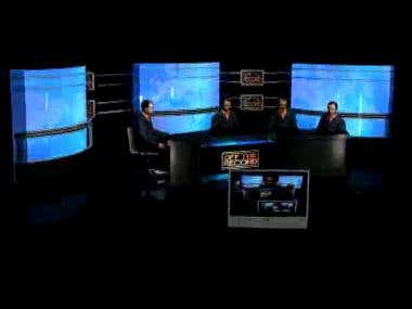 3D Set - Off The Record (From ARY NEWS)