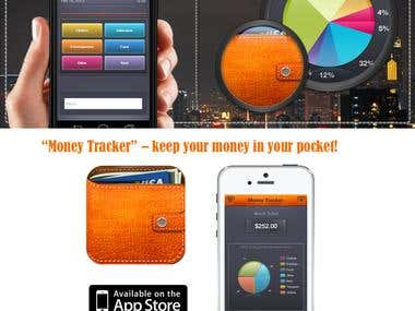 Money Tracker for iOS & ANDROID