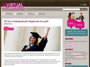 Will Your Undergraduate Degree Be Enough?