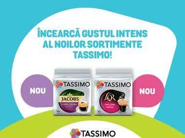 Flyer Tassimo