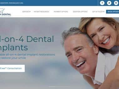 SEO for dental website