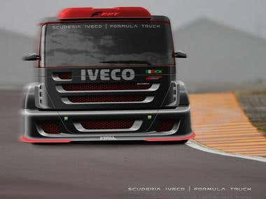 FORMUL TRUCK IVECO