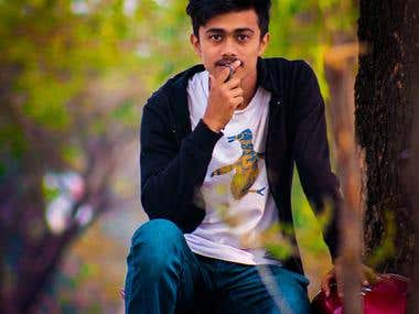 My brother picture