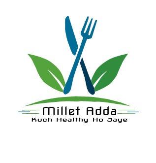 Vegetarian food Restaurant Logo