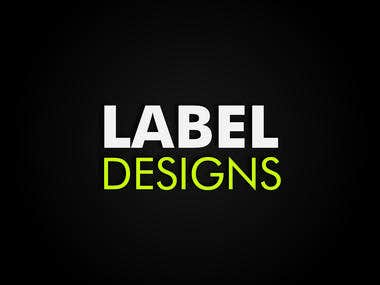Label Designs