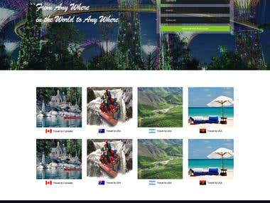 Booking Hotel Template