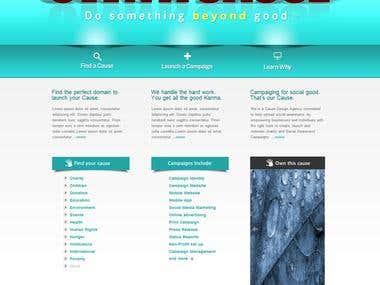 ownacause site