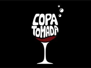 Copa Tomada Drink's Shop - Branding & Shop Design