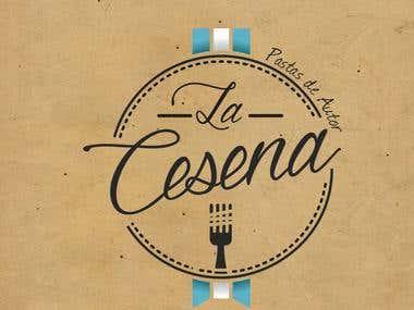 La Cesena - Pasta Branding