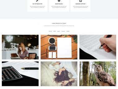 MaxPro Web Site