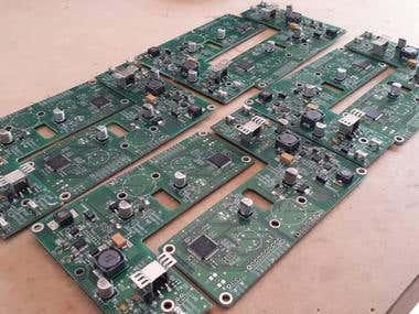 SMT soldering