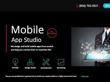 Ezoominc : A Mobile App Studio