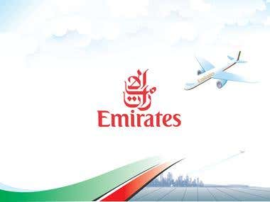 Emirates iPad App