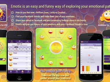 Emotix for iOS & Android