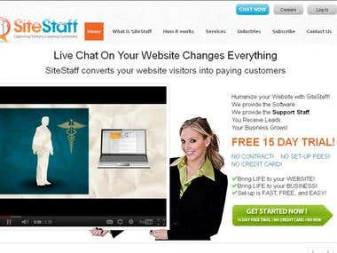 www.mysitestaff.com - Design