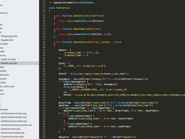 code for hybrid app