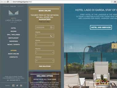 Lake Garda Hotel, holidays, Hotel Torbole &Hotel Lago di Gar