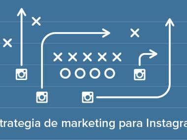 Marketing para Instagram.-