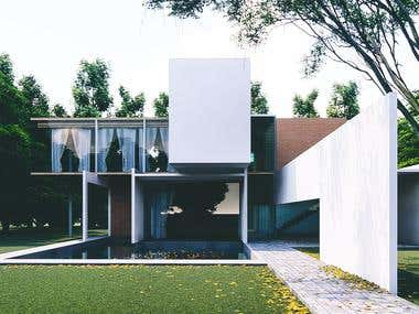 Architect + Architecture Visualizer