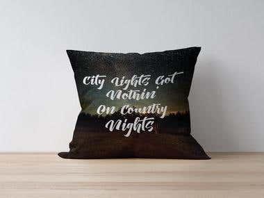 Pillow Design 0