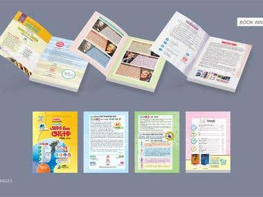 Magazine, Inner Pages & Page Layouts