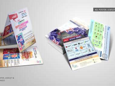 Ad, Poster, Leaflet, Flyer