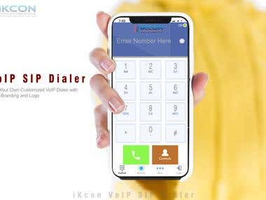 iKcon Mobile Dialers