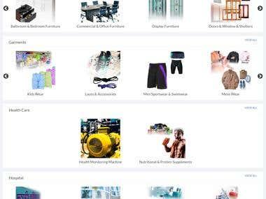 BusiGoo - Web Application.