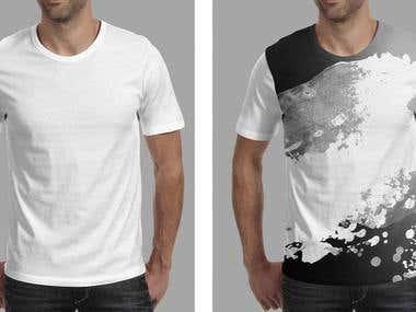 Diseño de camisetas - t-shirts Design