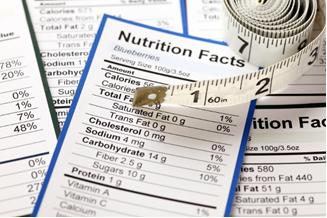 Food labels and validity periods