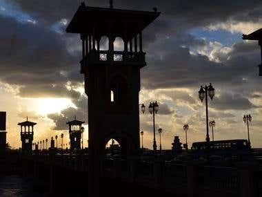 beauty of Alexandria