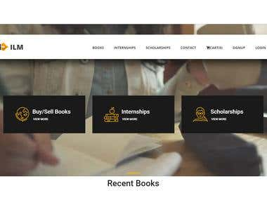 ILM Book selling store