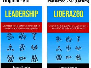 """""""Liderazgo: El Libro Definitivo que Mejora la Comunicación.."""