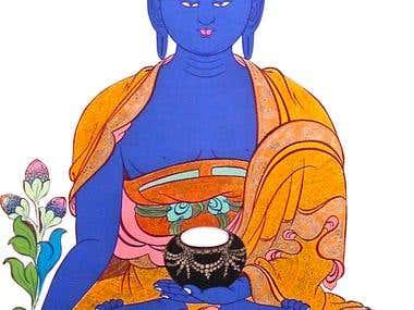 Buddha Ouput