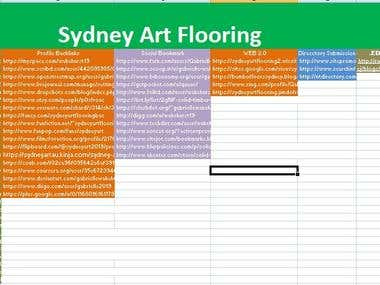 Sydney Art Flooring Back links