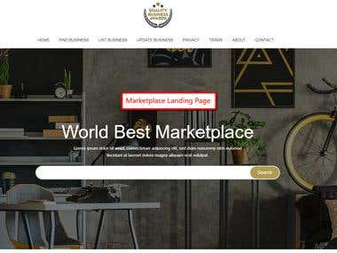 Marketplace PHP