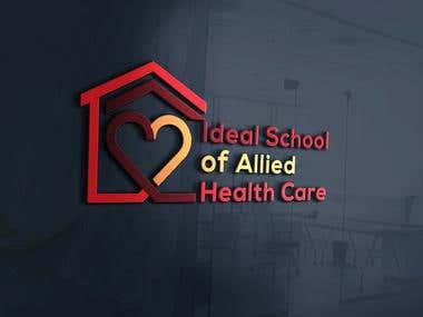 Ideal care logo