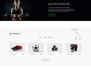 Robin Sports Web
