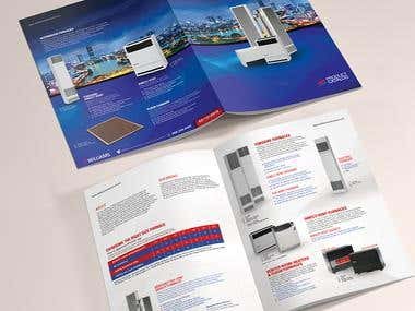 Brochure, Flyer, Booklet