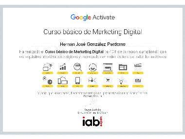 Marketing Digital - IAB Spain Google Activate