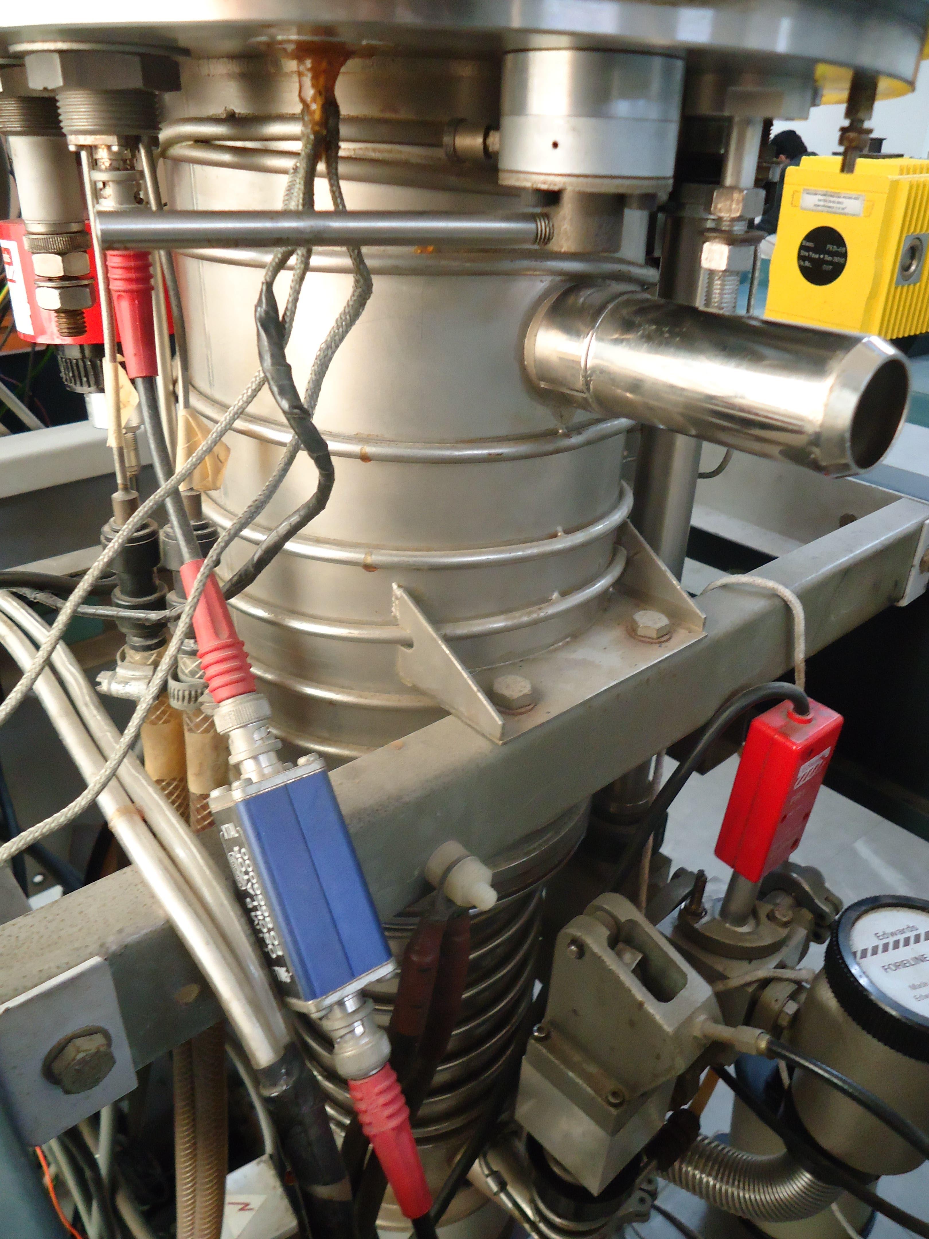 Overhauling of Vacuum Coating unit