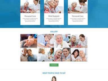 Paliative Web UI