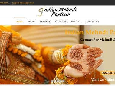 Mehndiparlour.com