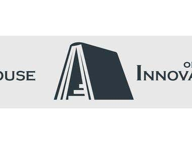 Private School - House of Inovators Logo,Banner Made by me