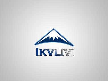 "Tour Agency Logo- ""IKVLIVI"""